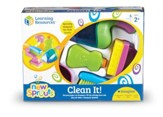 Clean It Play Set, 6 Pieces
