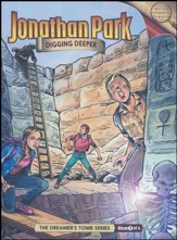 Jonathan Park The Dreamer's Tomb #1:  Digging Deeper Audio CD