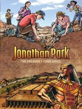 Jonathan Park: The Dreamer's Tomb (4 Audio CD DigiPak)