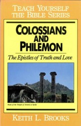 Colossians & Philemon- Teach Yourself the Bible Series / Digital original - eBook