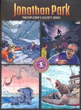 Jonathan Park: The Explorer's  Society (4 Audio CD  DigiPak)