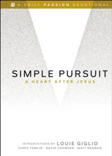 Simple Pursuit: A Heart After Jesus - eBook