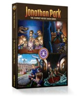 Jonathan Park: The Journey Never  Taken (4 Audio CD DigiPak)