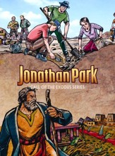Jonathan Park: Call of the Exodus (4 Audio CD DigiPak)