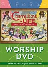 Champions in Life: Worship DVD