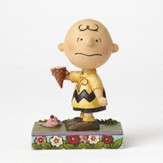 Charlie Brown with Ice Cream Figurine, Melting Point