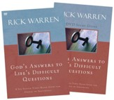 God's Answers for Life's Difficult Questions DVD & Study Guide