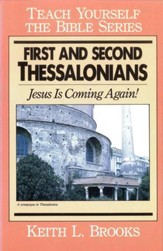 First & Second Thessalonians-Teach Yourself the Bible Series / Digital original - eBook