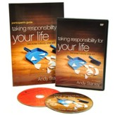Taking Responsibility for Your Life Participant's Guide with DVD: Because Nobody Else Will