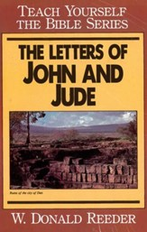 Letters of John and Jude- Teach Yourself the Bible Series / Digital original - eBook