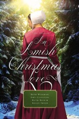 AN Amish Christmas Love: Four Novellas - eBook