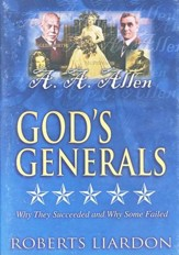 God's Generals, Volume 10: A.A. Allen, DVD