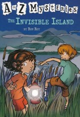 The Invisible Island: A to Z Mysteries #9