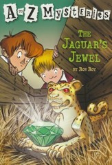 The Jaguar's Jewel: A to Z Mysteries #10