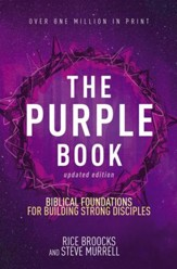 The Purple Book, Updated Edition: Biblical Foundations for Building Strong Disciples - eBook