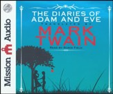 The Diaries of Adam and Eve - unabridged audio book on CD