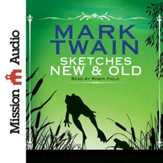Sketches New and Old - unabridged audio book on CD