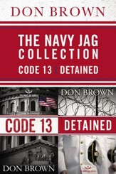 The Navy Jag Collection: Detained and Code 13 / Digital original - eBook