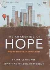 The Awakening of Hope: A DVD Study: Why We Practice a Common Faith, DVD