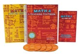 Teaching Textbooks Math 4 Complete Kit
