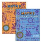 Teaching Textbooks Math 3 Workbook and Answer Key
