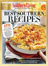 SOUTHERN LIVING Best Southern Recipes: 179 All-Time Favorites - eBook