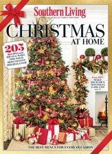 SOUTHERN LIVING Christmas at Home: 205 Recipes and Ideas to Make This Your Most Festive Holiday Ever! - eBook