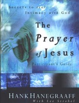 The Prayer of Jesus, Study Guide        - Slightly Imperfect