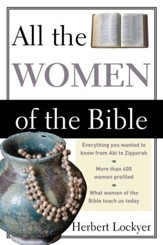 All the Women of the Bible - eBook