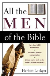 All the Men of the Bible - eBook
