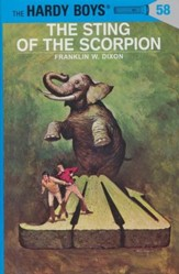 The Hardy Boys' Mysteries #58: The Sting of the Scorpion