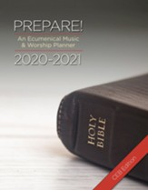 Prepare! 2020-2021: An Ecumenical Music & Worship Planner - CEB Edition
