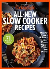 COOKING LIGHT All New Slow Cooker / Digital original - eBook
