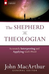 The Shepherd as Theologian - eBook