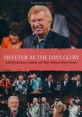 Sweeter As the Days Go By, DVD