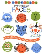 Drawing Book of Faces
