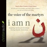 I Am N - unabridged audio book on CD