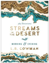 Streams in the Desert Morning and Evening: 365 Devotions - eBook