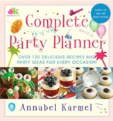 Complete Party Planner - eBook