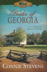 Brides of Georgia: 3-in-1 Historical Romance Collection - eBook