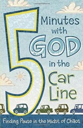 5 Minutes with God in the Car Line - eBook