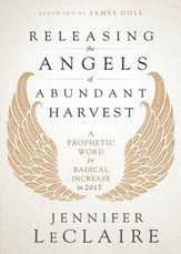 Releasing the Angels of Abundant Harvest: A Prophetic Word for Radical Increase in 2017 - eBook