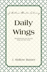 Daily Wings: Meditations for Every Day of the Year - eBook