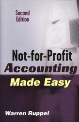 Not-For-Profit Accounting Made Easy 2nd Edition