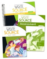 Write Source Grade 12 Homeschool Package