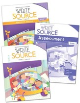 Write Source Grade 1 Homeschool Package