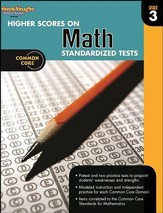 Higher Scores on Math Standardized Tests Grade 3 (2012 Edition)