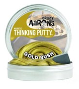 Gold Rush Super Magnetic Putty, Gold