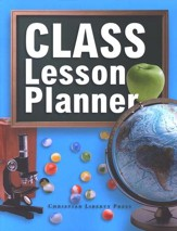 Class Lesson Planner