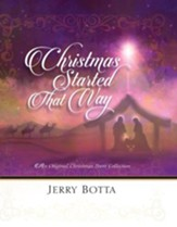 Christmas Started That Way: An Original Christmas Poem Collection - eBook